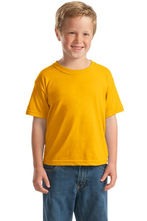 Gildan youth dryblend 50 cotton 50 poly t shirt style for Gildan dryblend 50 cotton 50 poly t shirt 8000