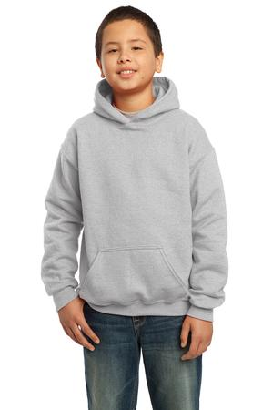 Gildan – Youth Heavy Blend Hooded Sweatshirt Style 18500B 1
