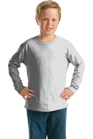 Gildan - Youth Ultra Cotton Long Sleeve T-Shirt Style 2400B