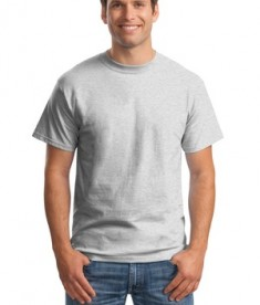 Hanes Beefy-T - Born To Be Worn 100% Cotton T-Shirt Style 5180