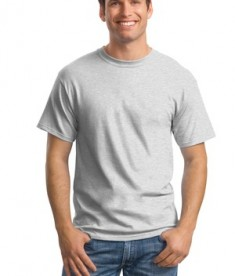 Hanes - ComfortSoft Heavyweight 100%  Cotton T-Shirt Style 5280