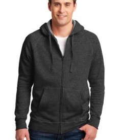 Hanes Nano Full-Zip Hooded Sweatshirt Style HN280