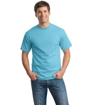 Hanes – Tagless 100% Cotton T-Shirt Style 5250 1