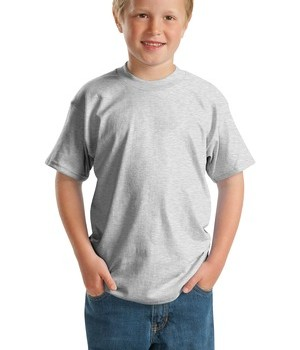 Hanes – Youth ComfortBlend EcoSmart 50/50 Cotton/Poly T-Shirt Style 5370 1