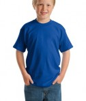 Hanes - Youth ComfortBlend EcoSmart 50/50 Cotton/Poly T-Shirt Style 5370