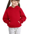 Hanes - Youth Comfortblend EcoSmart Pullover Hooded Sweatshirt Style P470