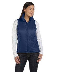 harriton-ladies-essential-polyfill-vest-new-navy