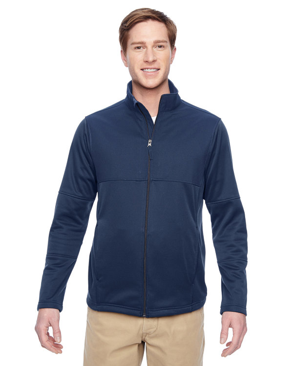 harriton-mens-task-performance-fleece-full-zip-jacket-dark-navy