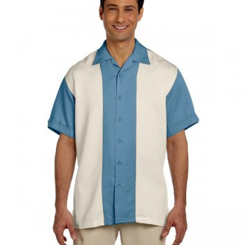 harriton-mens-two-tone-bahama-cord-camp-shirt-cloud-blue-creme