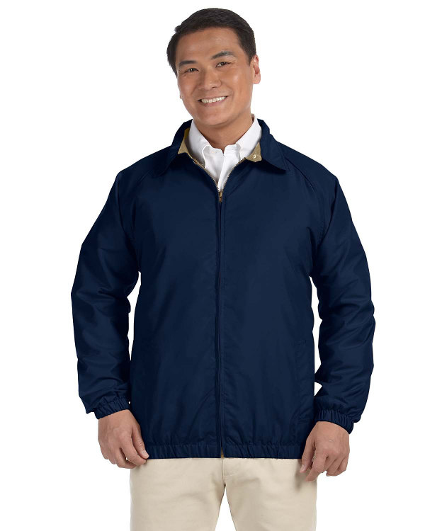 harriton-microfiber-club-jacket-navy-stone