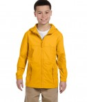 Harriton Youth Essential Rainwear Sunray Yellow