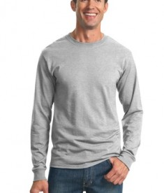 JERZEES - Heavyweight Blend 50/50 Cotton/Poly Long Sleeve T-Shirt Style 29LS