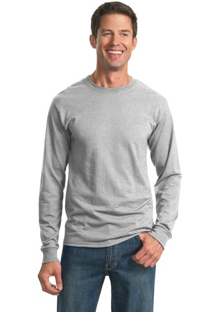 JERZEES – Heavyweight Blend 50/50 Cotton/Poly Long Sleeve T-Shirt Style 29LS 1
