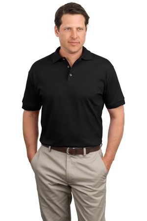 JERZEES - Heavyweight Cotton HD 6.1-Ounce Jersey Knit Sport Shirt Style J100