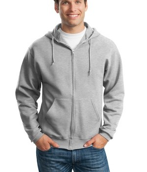 JERZEES – NuBlend Full-Zip Hooded Sweatshirt Style 993M 1
