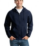 JERZEES - NuBlend Full-Zip Hooded Sweatshirt Style 993M