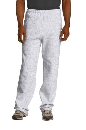 JERZEES NuBlend Open Bottom Pant with Pockets Style 974MP