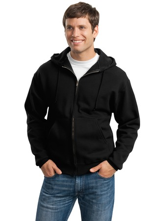 JERZEES Super Sweats - Full-Zip Hooded Sweatshirt Style 4999M