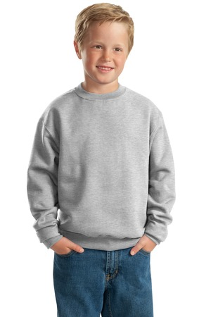 JERZEES - Youth NuBlend Crewneck Sweatshirt Style 562B