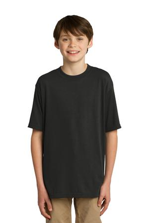 JERZEES Youth Sport 100% Polyester T-Shirt Style 21B