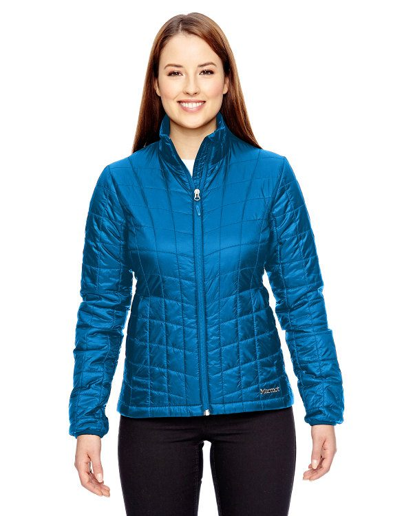 Marmot Ladies' Calen Jacket Ceylon Blue