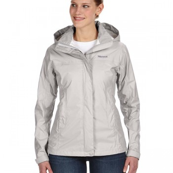 marmot-ladies-precip-jacket-platinum