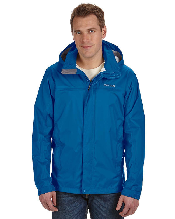 marmot-mens-precip-jacket-team-blue-sapph