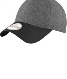 New Era Melton Wool Heather Cap Style NE206