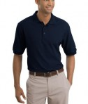 Nike Golf - Pique Knit Polo Style 193581 Navy