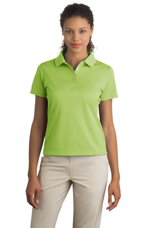 Nike Golf - Ladies Tech Basic Dri-FIT Polo Style 203697 Vivid Green