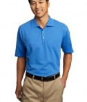 Nike Golf - Dri-FIT Pique II Polo Style 244612 Legend Blue