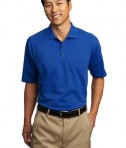Nike Golf - Dri-FIT Pique II Polo Style 244612 Varsity Royal