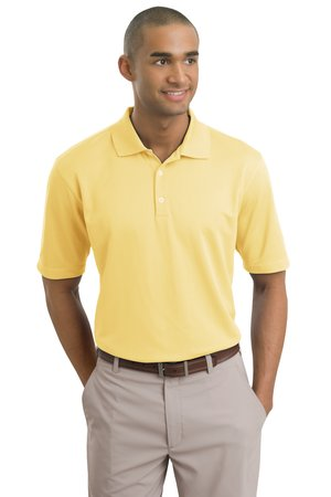Nike Golf Dri Fit Textured Polo Style 244620 Casual