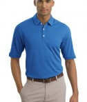 Nike Golf - Tech Sport Dri-FIT Polo Style 266998 Pacific Blue