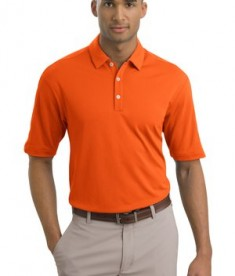 Nike Golf - Tech Sport Dri-FIT Polo Style 266998 Solar Orange