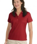 Nike Golf - Ladies Dri-FIT Classic Polo Style 286772 Varsity Red