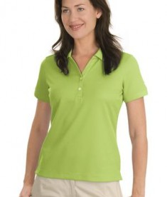 Nike Golf - Ladies Dri-FIT Classic Polo Style 286772 Vivid Green