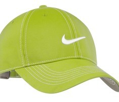 Nike Golf - Swoosh Front Cap Style 333114 Vivid Green