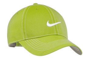 Nike Golf – Swoosh Front Cap Style 333114 Vivid Green