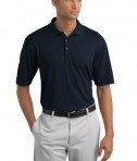 Nike Golf 349899 Dri-FIT Texture Polo New Blue New Navy