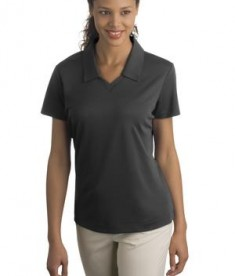 Nike Golf - Ladies Dri-FIT Micro Pique Polo Style 354067 Anthracite