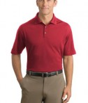Nike Golf - Dri-FIT Micro Pique Polo Style 363807 Varsity Red