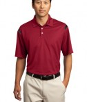 Nike Golf - Dri-FIT Shoulder Stripe Polo Style 402394 Varsity Red