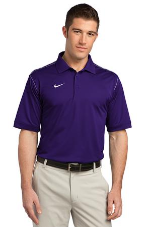 Nike Golf Dri-FIT Sport Swoosh Pique Polo Style 443119 Court Purple
