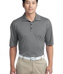 Nike Golf 474231 Heather Polo Black Heather