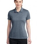 Nike Golf Ladies Dri-FIT Heather Polo Style 474455 Monsoon Heather
