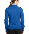 Nike Golf 483773 Ladies n98 Track Jacket Varsity Royal Black Back