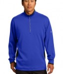 Nike Golf Dri-FIT 1/2-Zip Cover-Up Style 578673 Royal