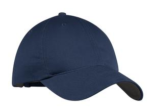 Nike Golf – Unstructured Twill Cap Style 580087 Deep Navy