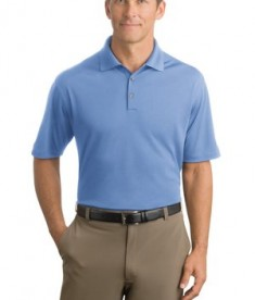 Nike Golf Tall Dri-FIT Micro Pique Polo Style 604941 Valor Blue